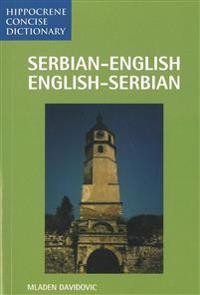 Serbian-English, English-Serbian Concise Dictionary