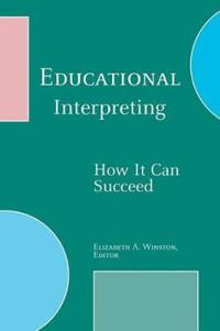 Educational Interpreting