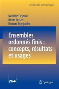 Ensembles Ordonnes Finis