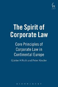 The Spirit of Corporate Law