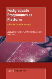 Postgraduate Programmes As Platform