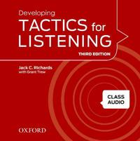 Tactics for Listening: Developing: Class Audio CDs (4 Discs)