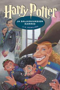 Harry Potter ja salaisuuksien kammio