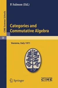 Categories and Commutative Algebra
