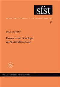 Elemente Einer Soziologie Der Wirtschaftswerbung