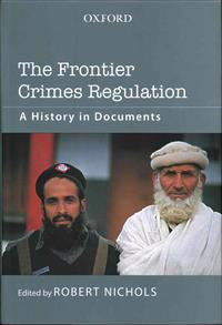 The Frontier Crimes Regulation
