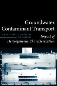 Groundwater Contaminant Transport