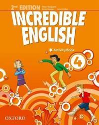 Incredible English: 4: Activity Book