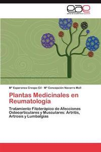 Plantas Medicinales En Reumatologia