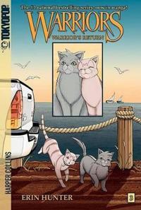 Warriors  Warrior's Return - Erin Hunter - böcker (9780061252334)     Bokhandel