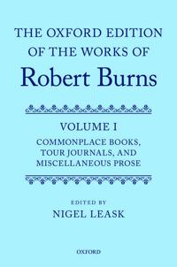 The Oxford Edition of the Works of Robert Burns