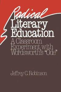 Radical Literary Education