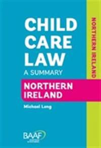 Child Care Law Northern Ireland