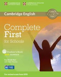 Complete First for Schools