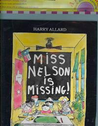 Miss Nelson Is Missing! [With Book]