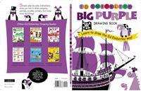Ed Emberley's Big Purple Drawing Book