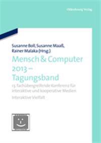 Mensch & Computer 2013 – Workshopband