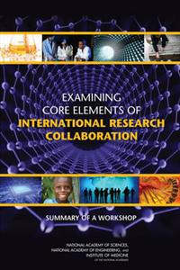 Examining Core Elements of International Research Collaboration