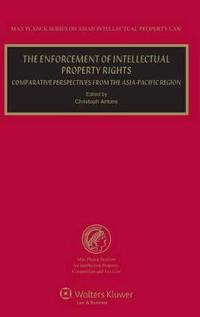 The Enforcement of Intellectual Property Rights