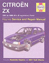 citroen zx petrol  service and repair manual mark coombs b u00f6cker 9781859607503  adlibris Citroen DS5 Citroen DS3