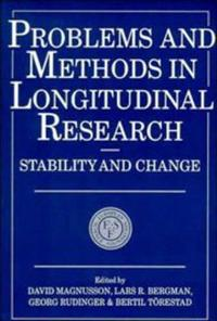 Problems and Methods in Longitudinal Research