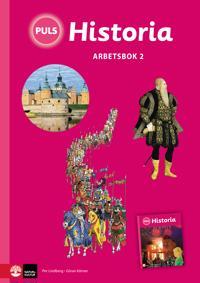 PULS Historia 4-6 Arbetsbok 2, Tredje upplagan