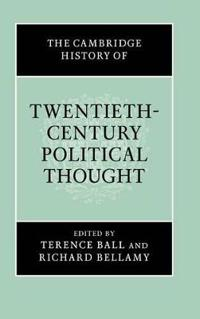 The Cambridge History of Twentieth-Century Political Thought