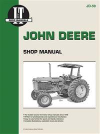John Deere Shop Manual Models 2750, 2755, 2855, 2955