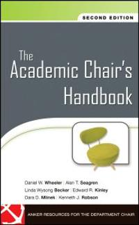 The Academic Chair S Handbook 2e