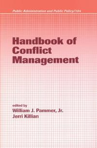 Handbook of Conflict Management
