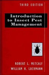 Introduction to Insect Pest Management