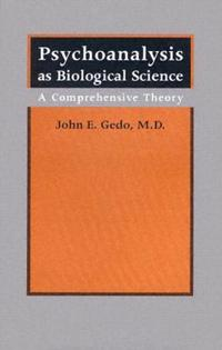 Psychoanalysis As Biological Science