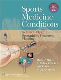 Sports Medicine Conditions: Return To Play: Recognition, Treatment, Planning
