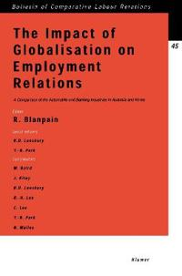 The Impact of Globalisation on Employment Relations