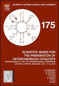 Scientific Bases for the Preparation of Heterogeneous Catalysts