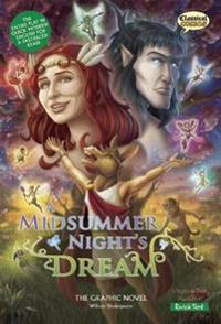 A Midsummer Night's Dream the Graphic Novel: Quick Text