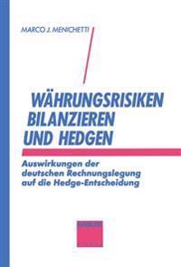 Wahrungsrisiken Bilanzieren Und Hedgen