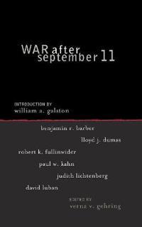 War After September 11
