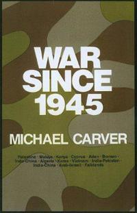 War Since 1945