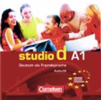 studio d. A 1. Deutsch als Fremdsprache. 2 CDs