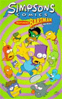 Simpsons Comics Featuring Bartman