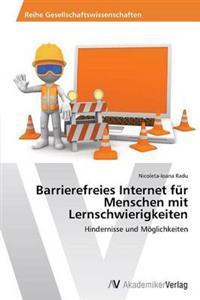 Barrierefreies Internet Fur Menschen Mit Lernschwierigkeiten
