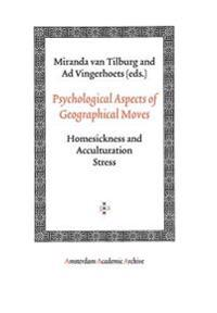 Psychological Aspects of Geographical Moves