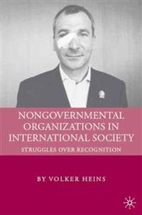 Non-governmental Organizations in International Society