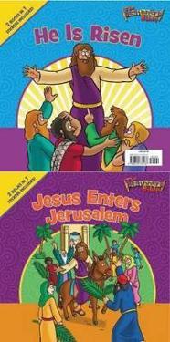 Jesus Enters Jerusalem / He Is Risen