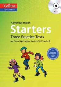 Three Practice Tests for Cambridge English: Starters (Yle Starters)