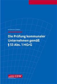 Die Prüfung kommunaler Unternehmen gemäß § 53 Abs. 1 HGrG