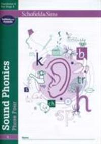 Sound Phonics Phase Four: EYFS/KS1, Ages 4-6