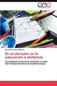 El Rol del Tutor En La Educacion a Distancia