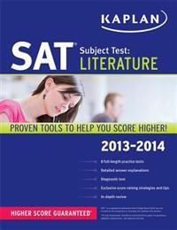 Kaplan SAT Subject Test: Literature 2013-2014